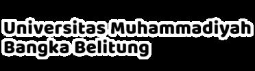 Logo STKIP Muhammadiyah Bangka Belitung