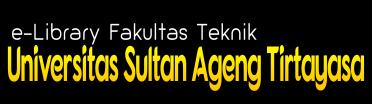 Logo Fakultas Teknik Universitas Sultan Ageng Tirtayasa