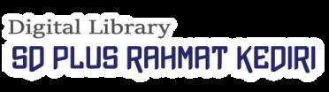 Logo SD PLUS RAHMAT KEDIRI